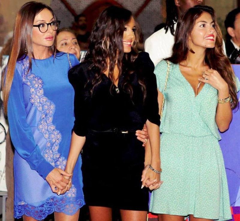 51-летняя жена президента Азербайджана выглядит как ровесница дочерей. В чем ее секрет?