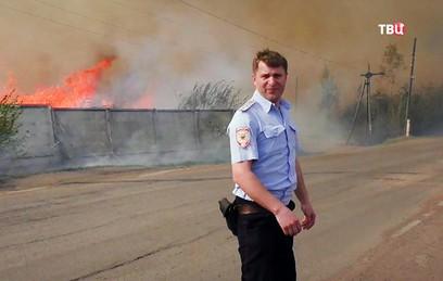 По факту гибели двух жителей Канска во время лесных пожаров возбудили дело