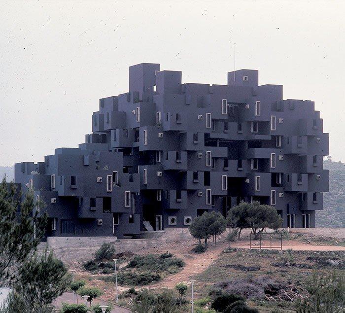 Архитектурный туризм: самые неземные постройки планеты. Часть 3