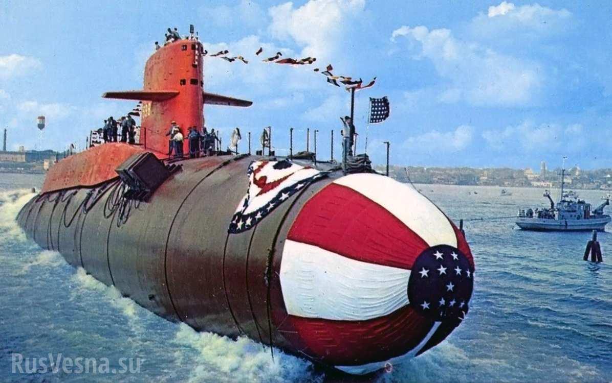 США обеспокоены морской мощью РФ