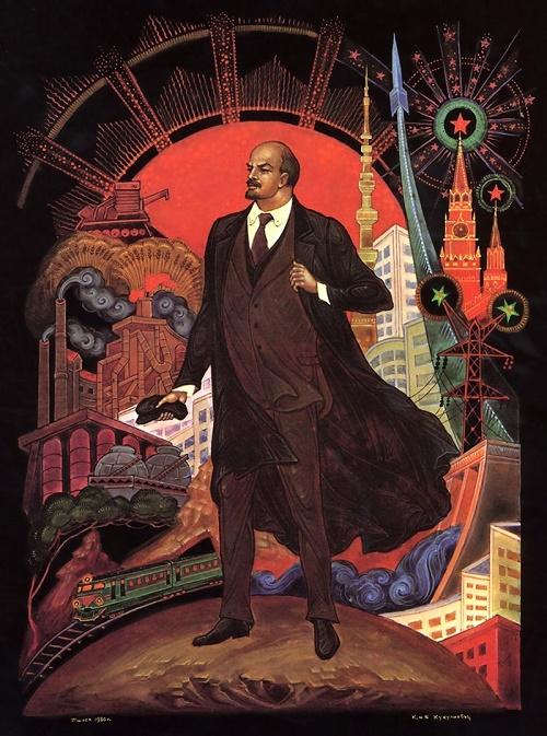 Как на самом деле выглядел коммунизм, о котором мечтали первые  большевики