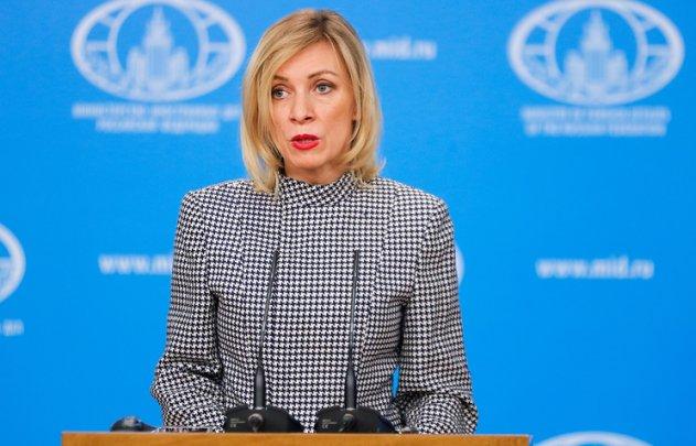 Захарова ответила Хейли, назвавшей США «совестью мира»