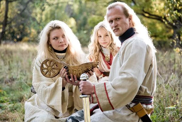 Древнерусская история - часть моего прошлого