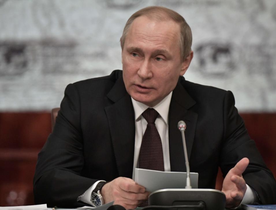 Путин уточнил перечень сведений, относящихся к гостайне