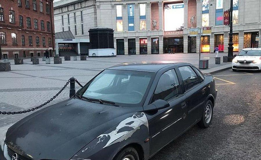 В Санкт-Петербурге выставили на продажу авто с невероятной историей