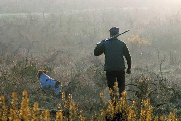 Странный случай на охоте и рыбалке