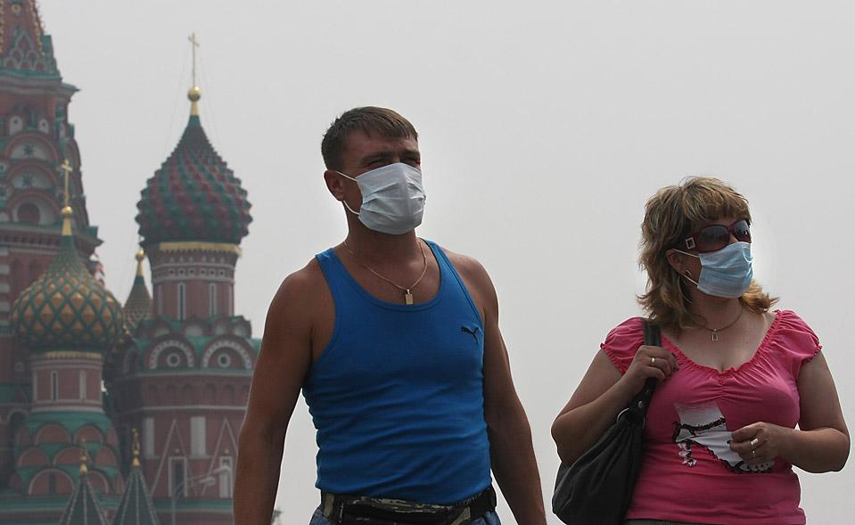Аномальная жара - следствие испытаний климатического оружия?