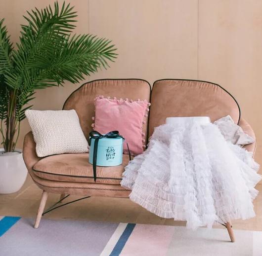 Как сшить юбку в стиле Dior