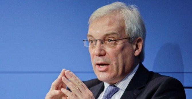 Постпред РФ при НАТО: Запад сам должен быть заинтересован в совместной борьбе с терроризмом