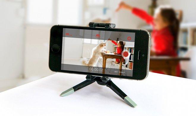 Как сделать видеонаблюдение из смартфона