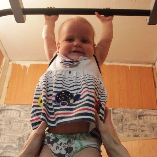 Когда ждал сына, а родилась она… (15 фото)