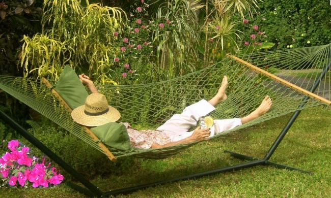 Как отдохнуть на даче?