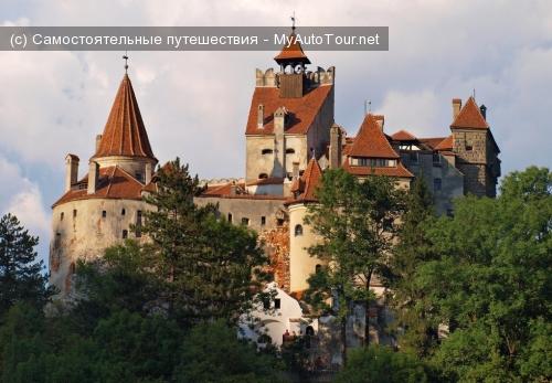 Замок Бран (Замок Дракулы) - самый таинственный замок Румынии