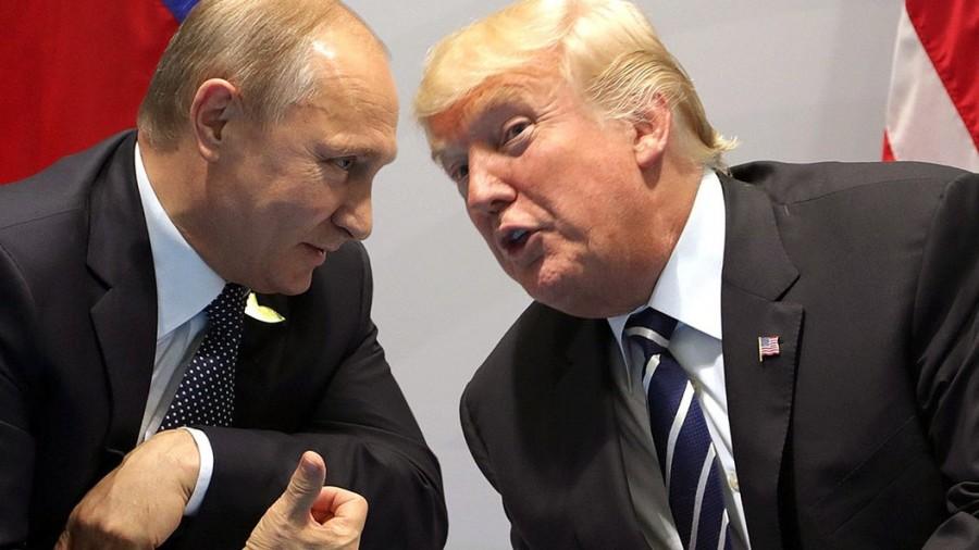 Виноваты Трамп, Путин и народ