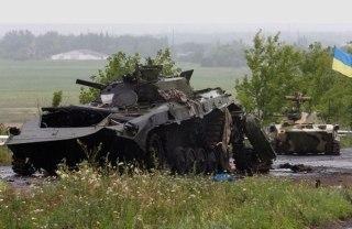Как война за Донбасс виделась в 2008 году