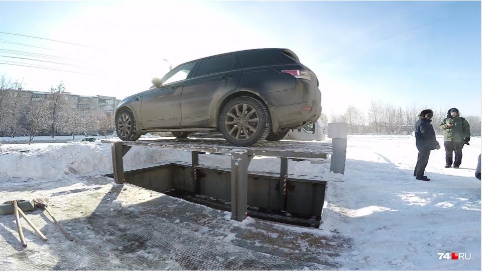 Есть ли перспективы у варианта парковки челябинского «кулибина»?