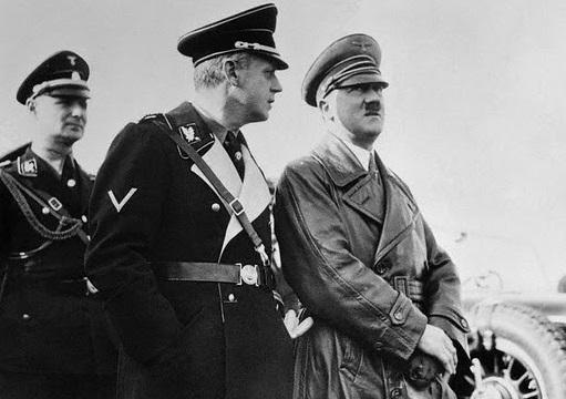Кто поставлял нефть Гитлеру