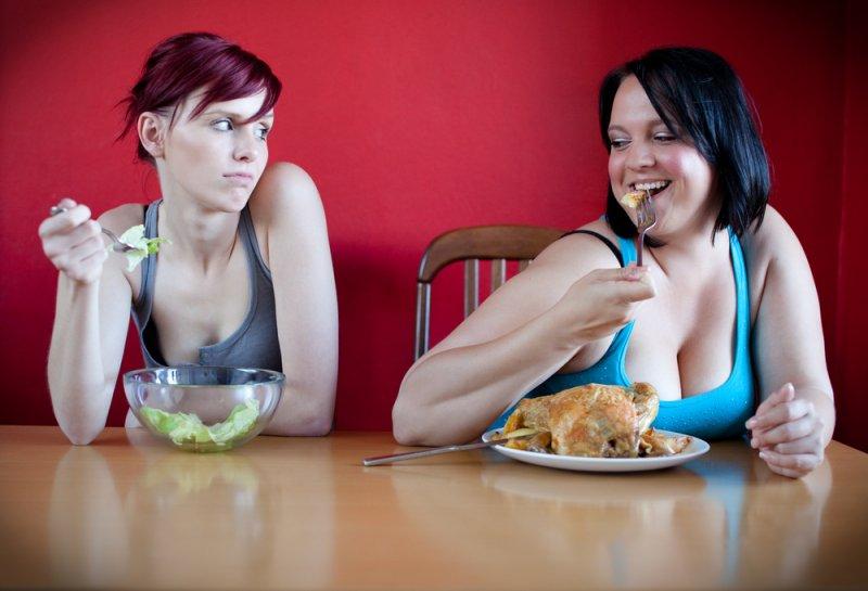 10 самых безумных диет всех времён
