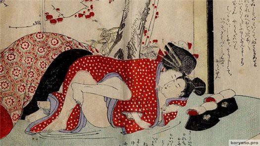 Странные сексуальные традиции Японии (18+)