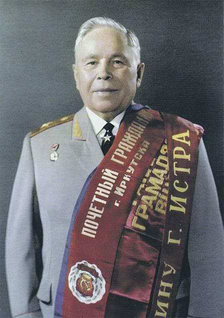 Генерал Белобородов – один и…