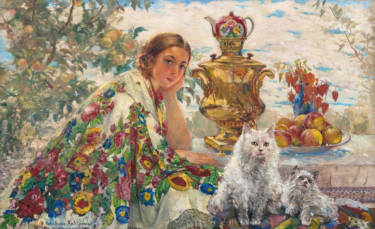 Как коты на Руси  помогали крестьянам, попам и императорам