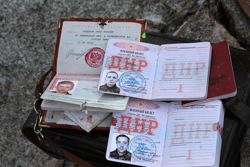 Порошенко передал Трампу «испачканные от страха трусы», доказав вторжение войск России в Донбасс (ФОТО)