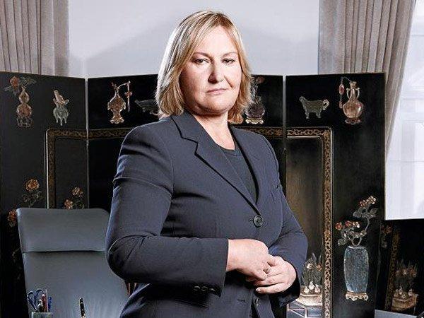 Жена Лужкова возглавила рейтинг богатейших женщин РФ