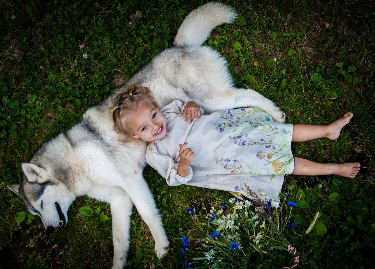счастливое детство, о котором мечтала я)))