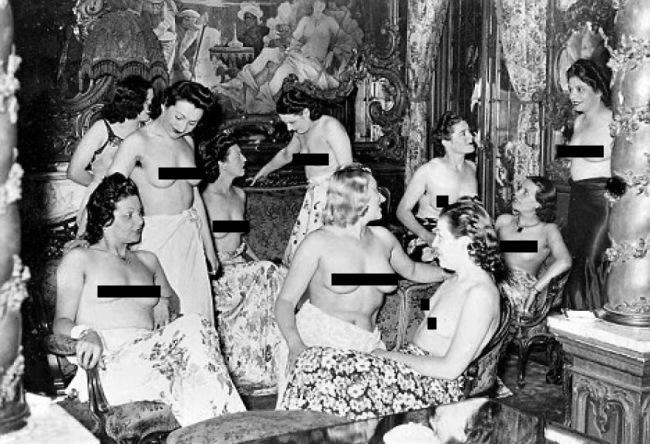 Секс во второй мирвой войны