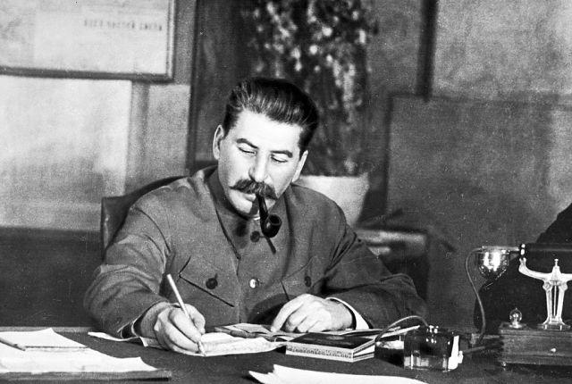 Советский союз при Сталине