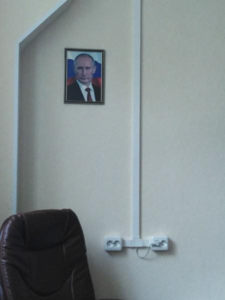 Крымчане что-то начинают подозревать:)