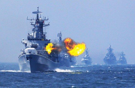 Газета правительства Китая предупредила США о скорой войне