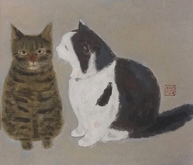 Котики Шозо Озаки