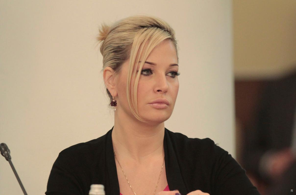 Максакова сделала первые заявления после убийства Вороненкова