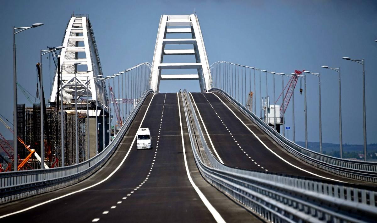 Крымский мост рухнет. Будем копать тоннель