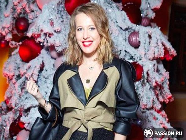 Ксения Собчак украсила дом и рассказала, как выбирать наряд для новогодней вечеринки