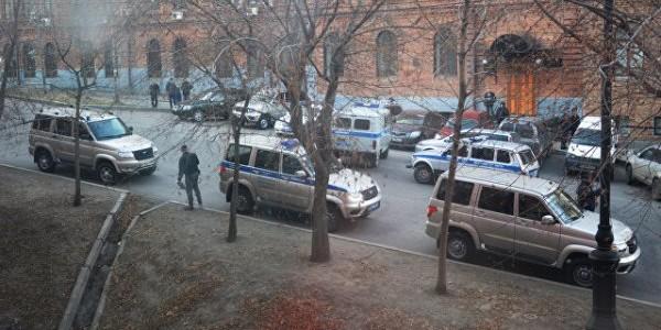 Один из нападавших на стрелковый клуб в Хабаровске задержан