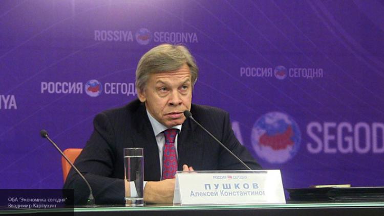 Пушков ответил Хейли: Россия не боится бросать вызов США