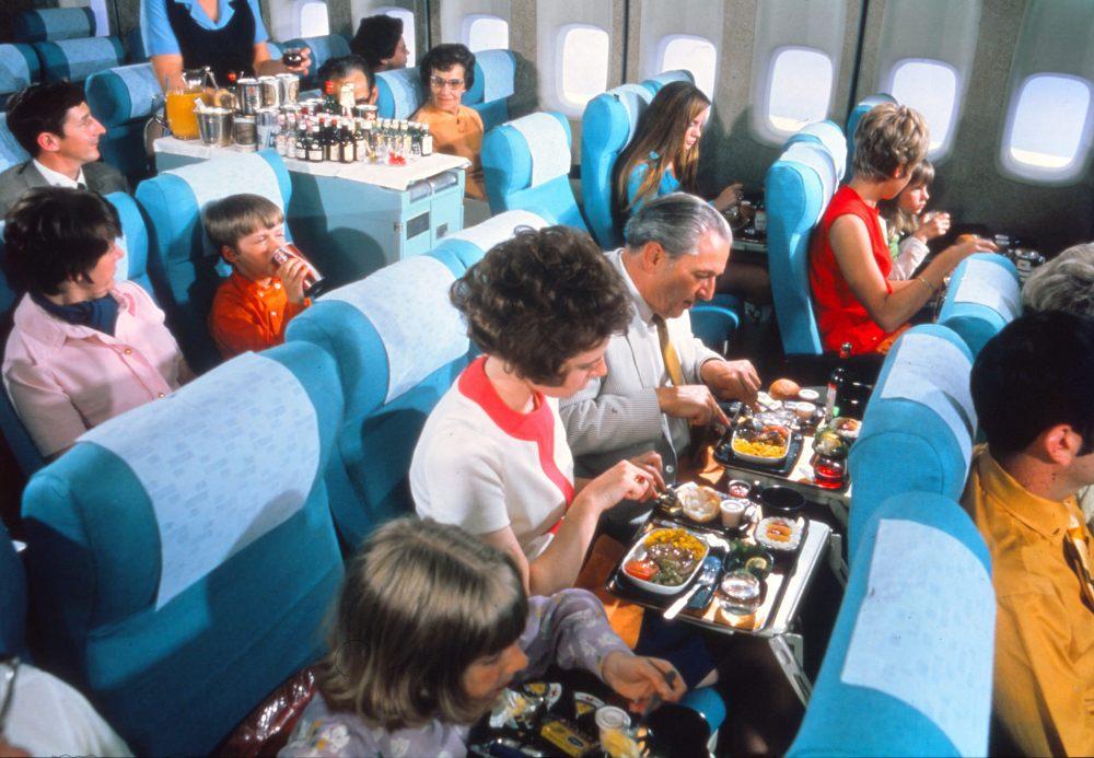 Полет с шиком: интересные снимки известных авиакомпаний
