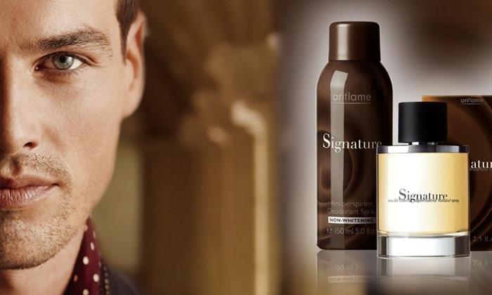 Мужская косметика и парфюмерия