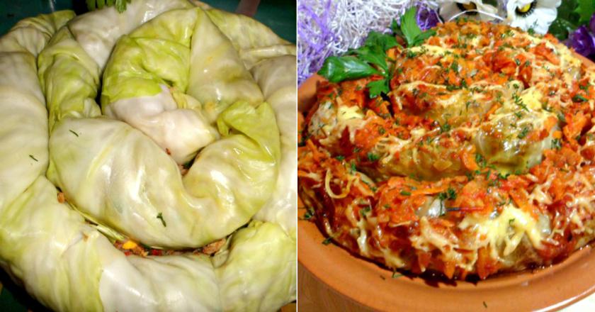 блюда из капусты оригинальные