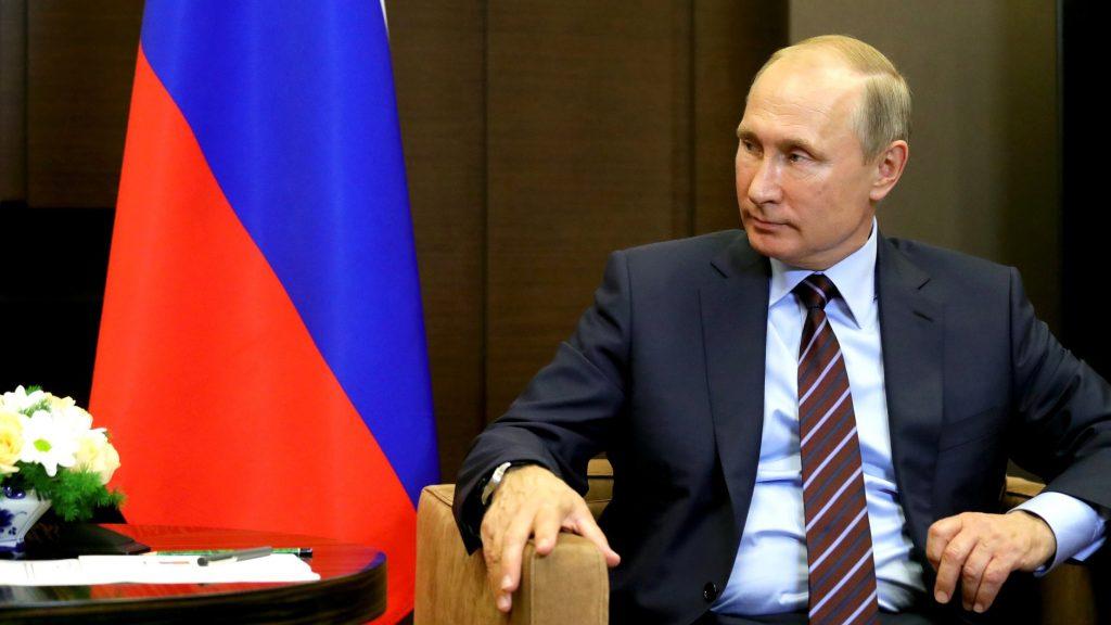 Путин верит в расширение российско-финляндского сотрудничества