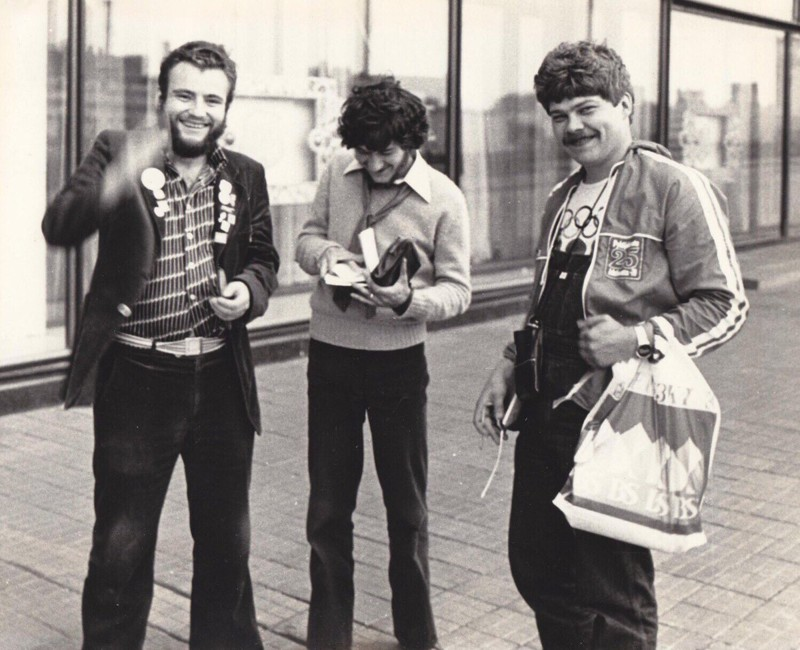 Фарцовщики в СССР, как это было