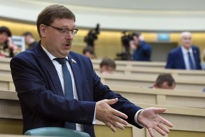 В Совфеде рассказали об обескураженном действиями Киева Западе