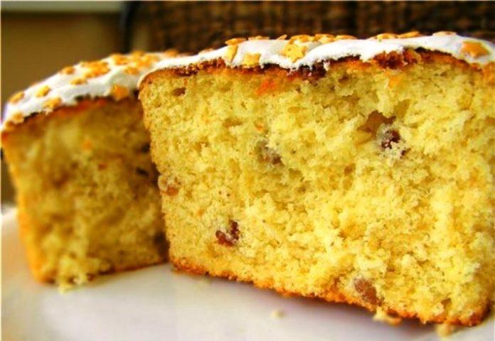 Потрясающее Александрийское тесто для куличей — сладкие нежные и мягкие… Вкуснее я не ела