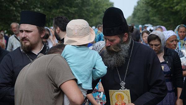 В Киеве отметили День Крещения Руси