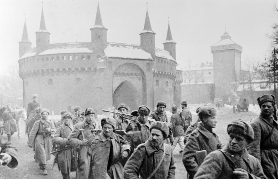 Освобождение Польши: человек…