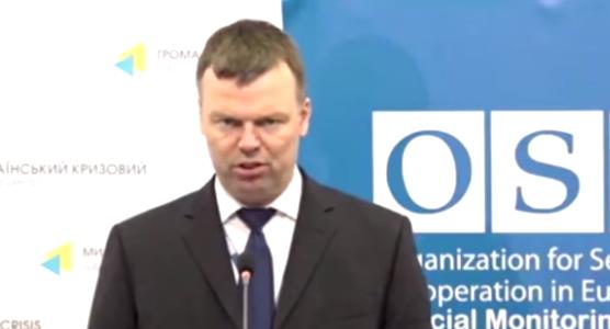 Миссия ОБСЕ: ситуация на Донбассе накалена до предела, любой выстрел может развязать войну