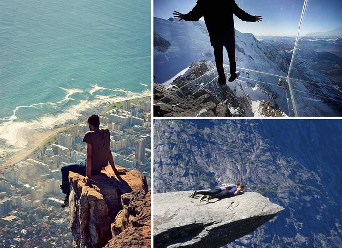 Самые высокие смотровые площадки в мире