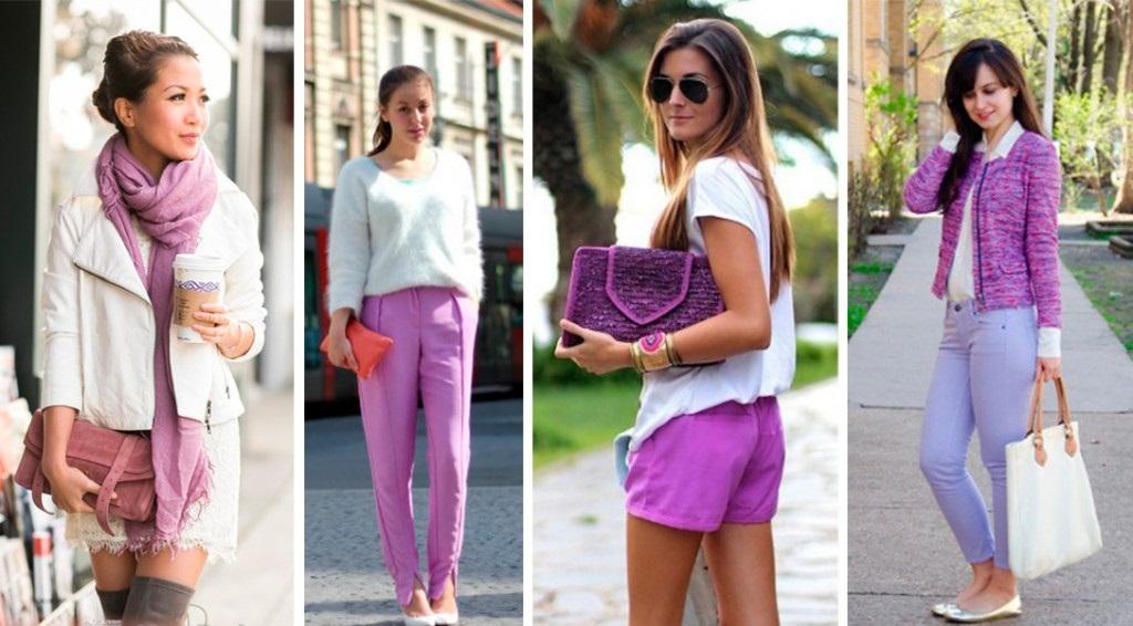 Идеальные сочетания цветов: модницам на заметку